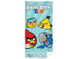 Dětská osuška Angry Birds Rio Blue