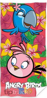 Dětská osuška Angry Birds Stella