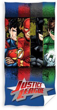 Dětská osuška Justice League POSLEDNI KUS