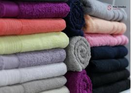 Jak se starat o ručníky a osušky
