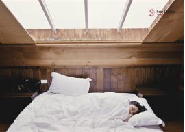 Pod čím a v čem spát v zimě?