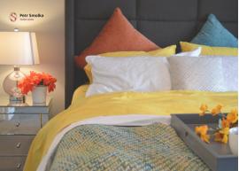 Tipy jak vybrat povlečení do ložnice dle barev