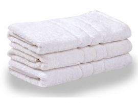 KLASIK PROUŽEK ručník a osuška bílá