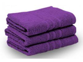 KLASIK PROUŽEK ručník a osuška fialová
