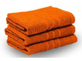 KLASIK PROUŽEK ručník a osuška oranžová