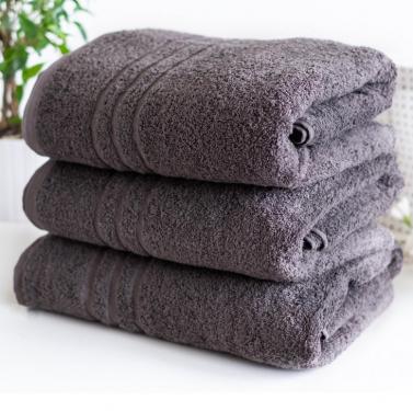 KLASIK PROUŽEK ručník a osuška šedá