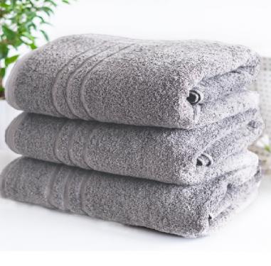 KLASIK PROUŽEK ručník a osuška stříbrný