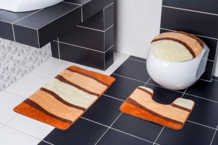 Koupelnová předložka Borneo Beige N93