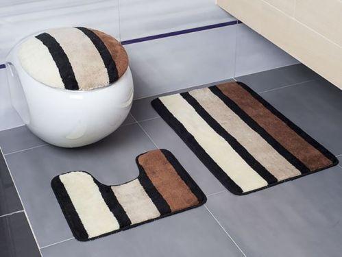 Koupelnová předložka Borneo Beige N95
