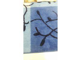 Koupelnová předložka Borneo Beige N99 modrá