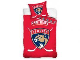NHL povlečení Florida Panthers červená